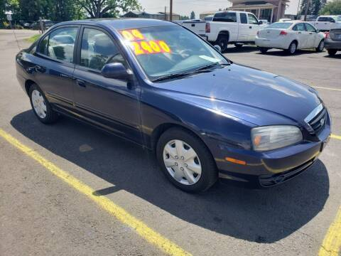 2004 Hyundai Elantra for sale at Low Price Auto and Truck Sales, LLC in Salem OR