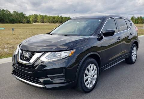 2017 Nissan Rogue for sale at Blum's Auto Mart in Port Orange FL