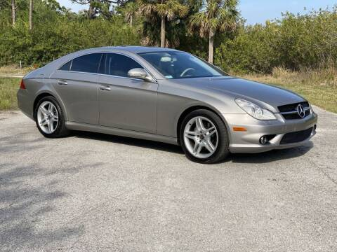 2006 Mercedes-Benz CLS for sale at D & D Used Cars in New Port Richey FL