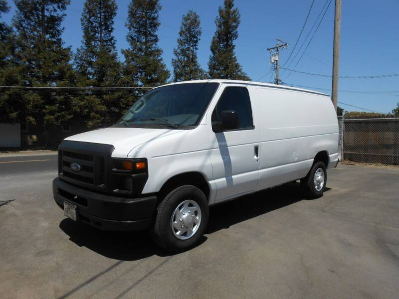 2008 Ford E-Series Cargo for sale at Armstrong Truck Center in Oakdale CA