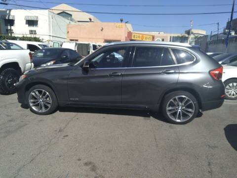 2015 BMW X1 for sale at Western Motors Inc in Los Angeles CA