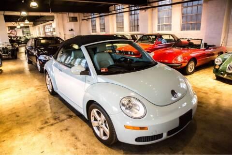 2010 Volkswagen New Beetle for sale at German Motors in Providence RI
