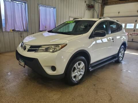 2013 Toyota RAV4 for sale at Sand's Auto Sales in Cambridge MN