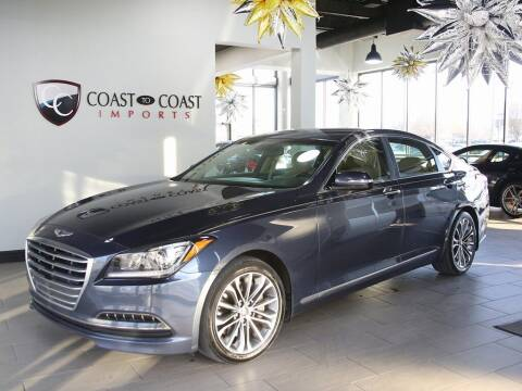 2015 Hyundai Genesis for sale at Coast to Coast Imports in Fishers IN