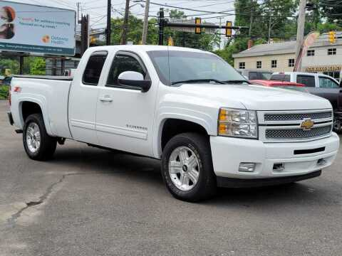 2012 Chevrolet Silverado 1500 for sale at Ultra 1 Motors in Pittsburgh PA