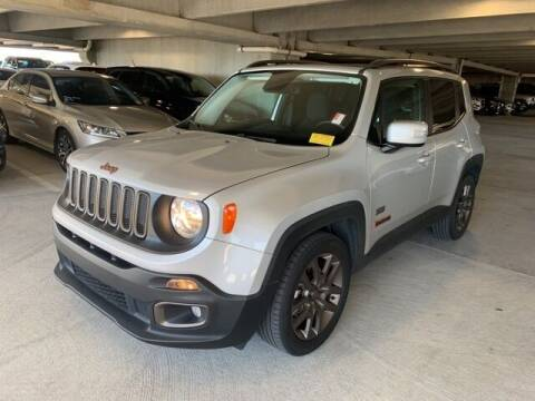 2016 Jeep Renegade for sale at Southern Auto Solutions-Jim Ellis Hyundai in Marietta GA