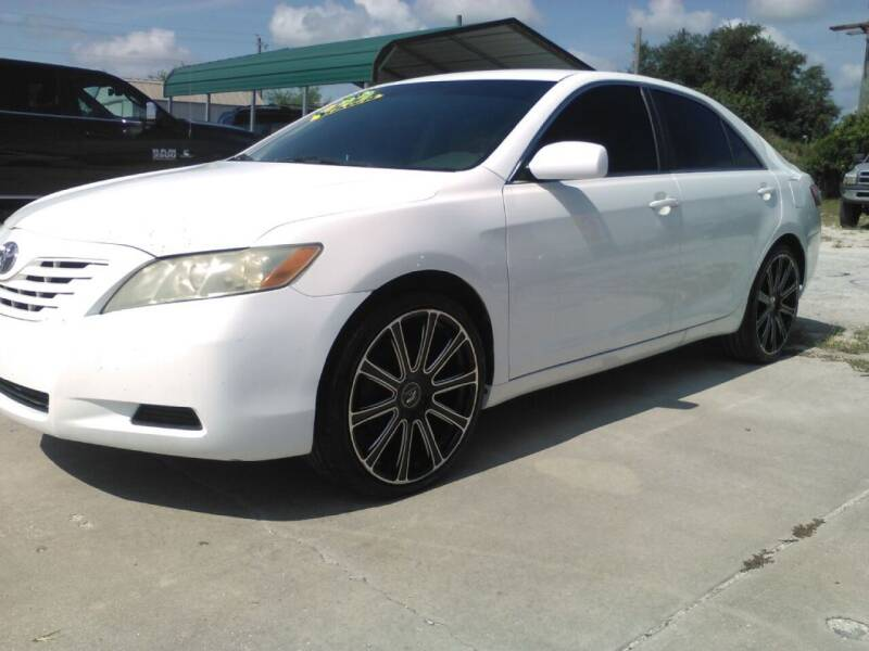 2008 Toyota Camry for sale at Warren's Auto Sales, Inc. in Lakeland FL