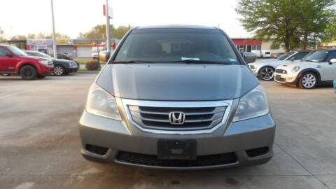 2009 Honda Odyssey for sale at Exhibit Sport Motors in Houston TX
