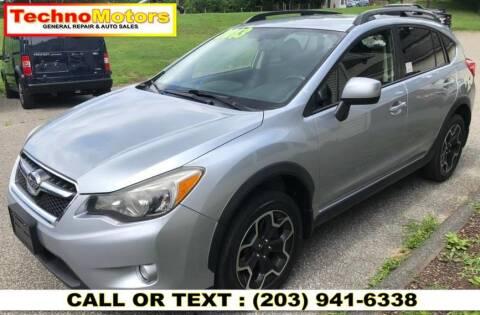 2013 Subaru XV Crosstrek for sale at Techno Motors in Danbury CT