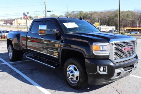 2015 GMC Sierra 3500HD for sale at Auto Guia in Chamblee GA