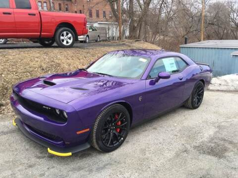 2016 Dodge Challenger for sale at American Muscle in Schuylerville NY