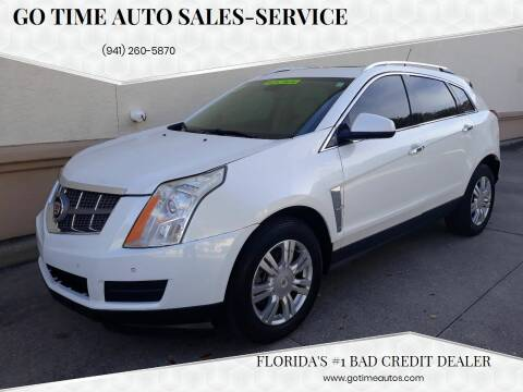 2011 Cadillac SRX for sale at Go Time Automotive in Sarasota- Bradenton FL