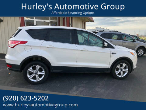 2015 Ford Escape for sale at Hurley's Automotive Group in Columbus WI