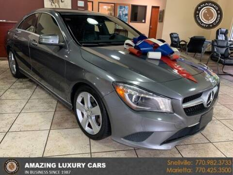 2015 Mercedes-Benz CLA for sale at Amazing Luxury Cars in Snellville GA