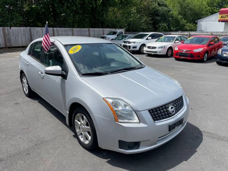 2007 Nissan Sentra for sale at Auto Revolution in Charlotte NC