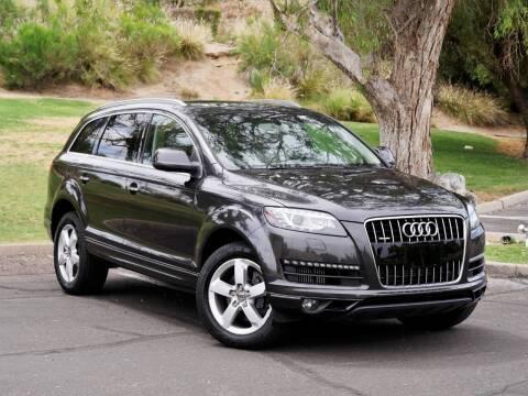 2015 Audi Q7 for sale at AZGT LLC in Phoenix AZ