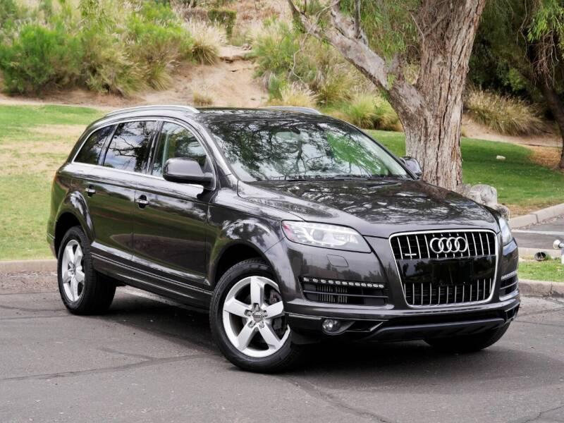 2015 Audi Q7 for sale at AZGT LLC in Mesa AZ