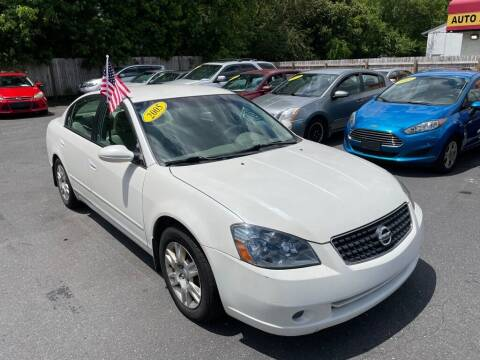 2005 Nissan Altima for sale at Auto Revolution in Charlotte NC