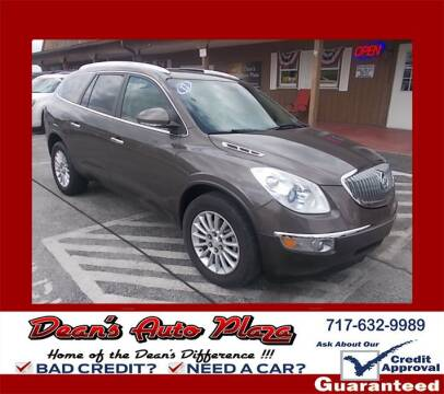 2012 Buick Enclave for sale at Dean's Auto Plaza in Hanover PA
