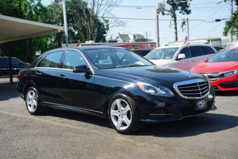 2014 Mercedes-Benz E-Class for sale at HD Auto Sales Corp. in Reading PA