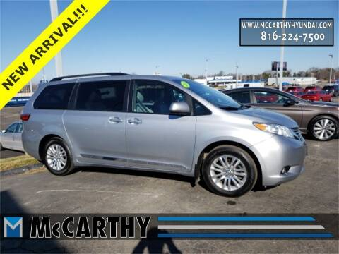 2015 Toyota Sienna for sale at Mr. KC Cars - McCarthy Hyundai in Blue Springs MO