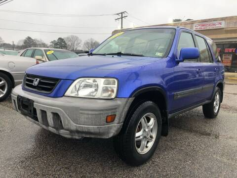 2000 Honda CR-V for sale at Mega Autosports in Chesapeake VA
