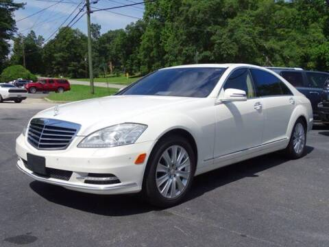 2011 Mercedes-Benz S-Class for sale at Luxury Auto Innovations in Flowery Branch GA