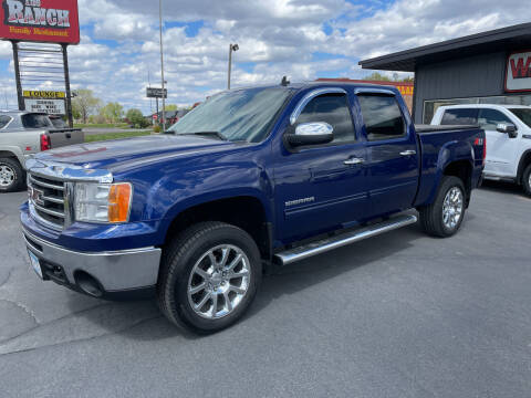 2013 GMC Sierra 1500 for sale at Welcome Motor Co in Fairmont MN