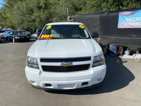 2008 Chevrolet Tahoe for sale at TOP QUALITY AUTO in Rancho Cordova CA