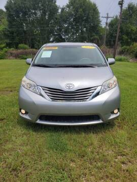 2012 Toyota Sienna for sale at CAPITOL AUTO SALES LLC in Baton Rouge LA