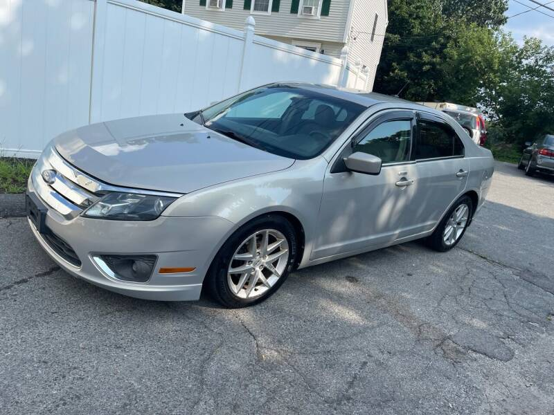 2010 Ford Fusion for sale at MOTORS EAST in Cumberland RI
