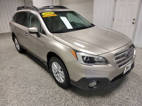2016 Subaru Outback for sale at LaFleur Auto Sales in North Sioux City SD