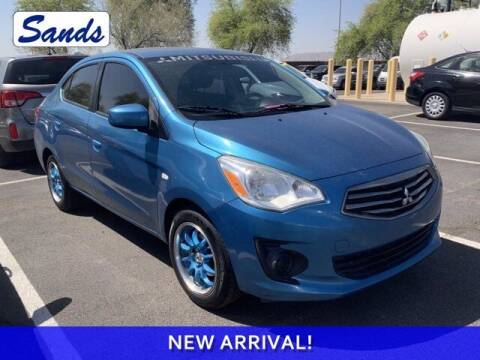 2017 Mitsubishi Mirage G4 for sale at Sands Chevrolet in Surprise AZ