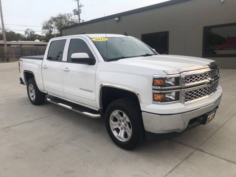 2015 Chevrolet Silverado 1500 for sale at Tigerland Motors in Sedalia MO