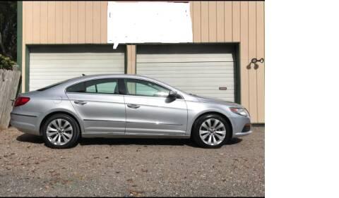 2011 Volkswagen CC for sale at Special Finance of Charleston LLC in Moncks Corner SC