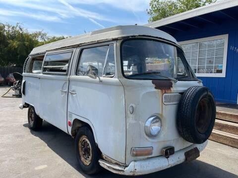1969 Volkswagen Vanagon for sale at Dodi Auto Sales in Monterey CA