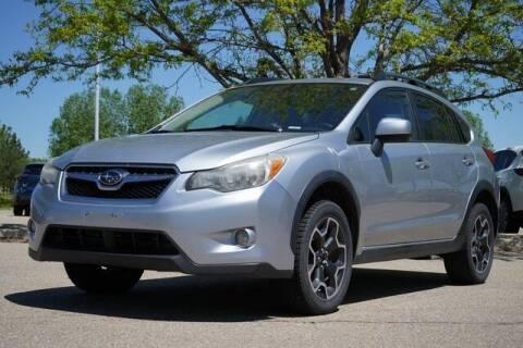 2013 Subaru XV Crosstrek for sale at COURTESY MAZDA in Longmont CO
