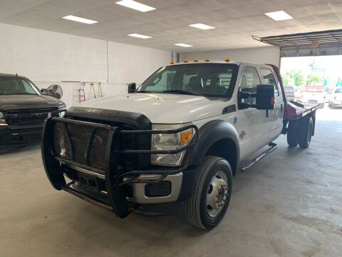 2012 Ford F-450 Super Duty for sale at Ricky Auto Sales in Houston TX