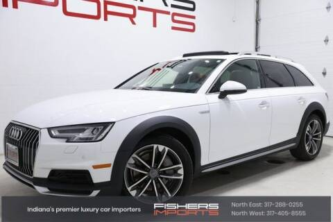 2018 Audi A4 allroad for sale at Fishers Imports in Fishers IN