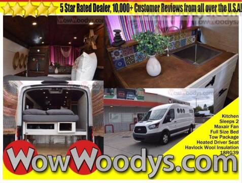 2018 Ford Transit Cargo for sale at WOODY'S AUTOMOTIVE GROUP in Chillicothe MO