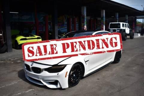 2018 BMW M3 for sale at STS Automotive - Miami, FL in Miami FL