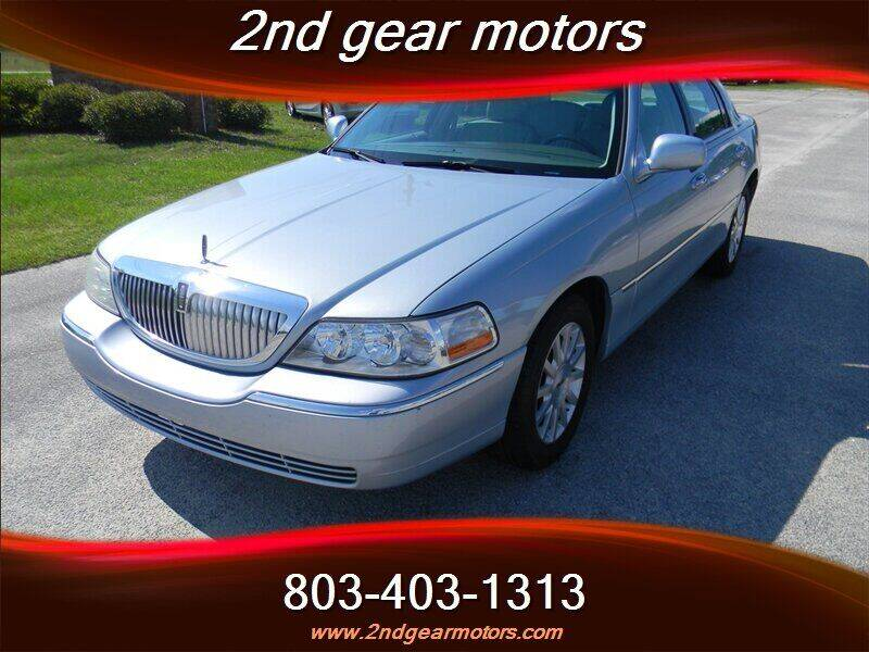 2007 Lincoln Town Car for sale in Lugoff, SC