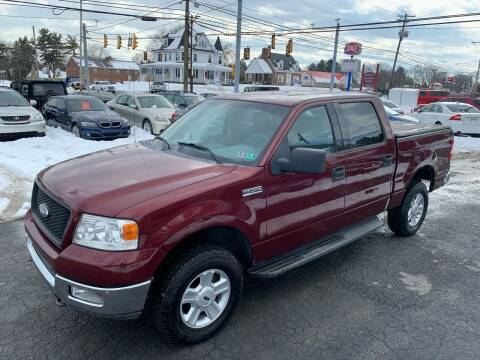 2004 Ford F-150 for sale at Masic Motors, Inc. in Harrisburg PA