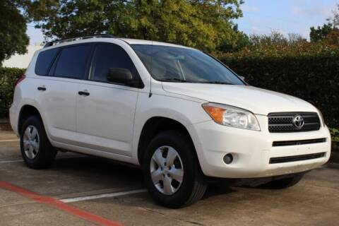 2007 Toyota RAV4 for sale at DFW Universal Auto in Dallas TX