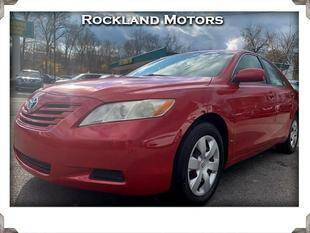 2007 Toyota Camry for sale at Rockland Automall - Rockland Motors in West Nyack NY