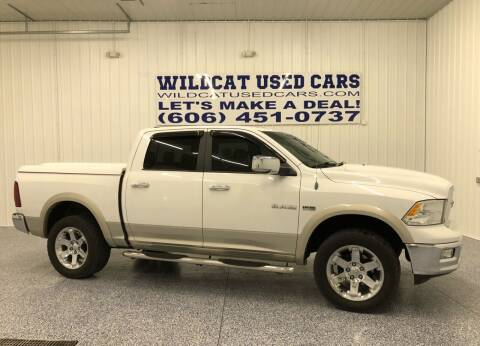 2010 Dodge Ram Pickup 1500 for sale at Wildcat Used Cars in Somerset KY