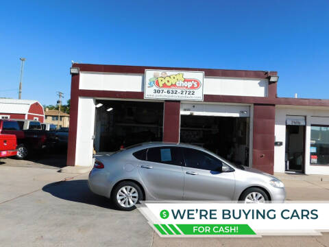 2015 Dodge Dart for sale at Pork Chops Truck and Auto in Cheyenne WY