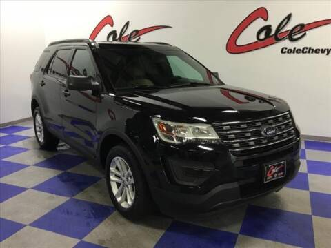 2016 Ford Explorer for sale at Cole Chevy Pre-Owned in Bluefield WV