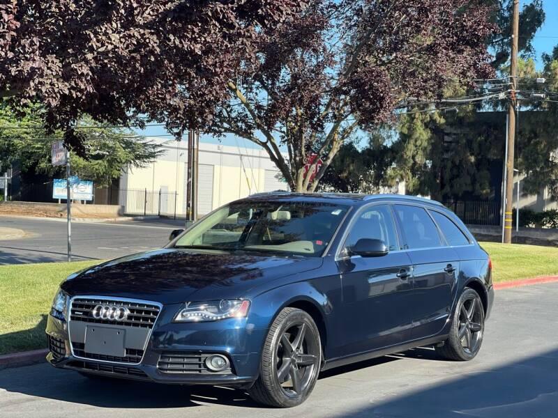 2011 Audi A4 for sale at AutoAffari LLC in Sacramento CA
