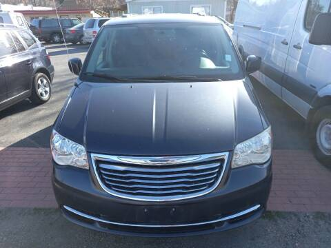 2013 Chrysler Town and Country for sale at Marvelous Motors in Garden City ID